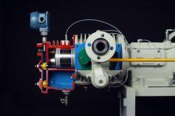 Pompe à vide Saurus939 - details